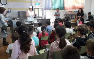 El CEIP Punta del Hidalgo celebra la semana cultural 'Abanico de salitre y lava'