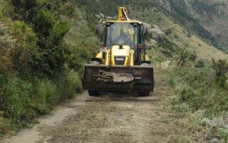 Santa Cruz invierte 263.000 euros en la mejora de siete pistas de Anaga