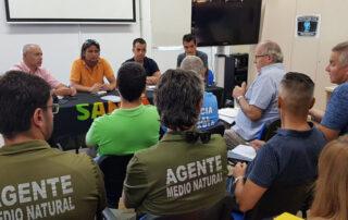 Santa Cruz mantiene el dispositivo especial de tráfico en Anaga durante agosto