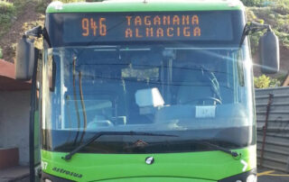 La Voz del Valle defiende las líneas directas de Titsa con Anaga