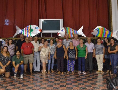 San Andrés participa activamente en el encuentro 'Un mar de tradiciones'