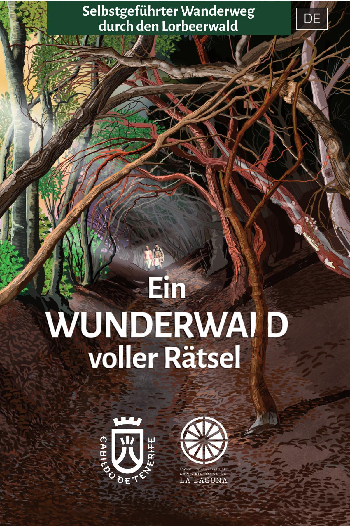 Ein Wunderwald voller Rätsel - Deutsch