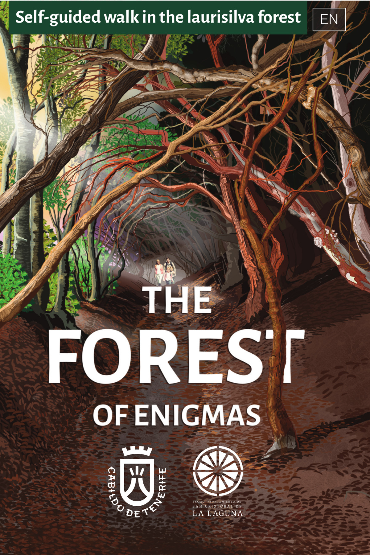 The Forest of Enigmas - English