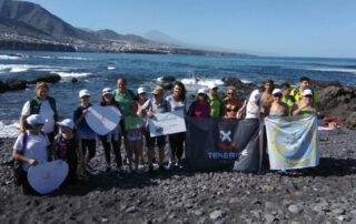 Punta del Hidalgo acoge la celebración de 'La Ruta Intermareal'