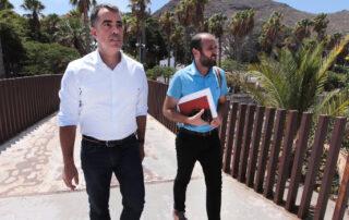 Santa Cruz activa un plan de choque de asfaltado en Anaga