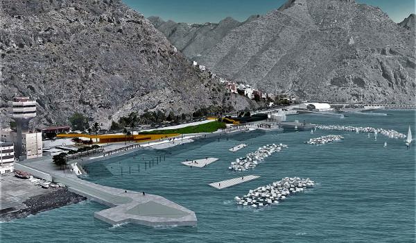 El proyecto de ordenación del litoral de Valleseco ya tiene fecha