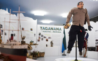 Taganana acoge la exposición 'Las vueltas de la memoria'