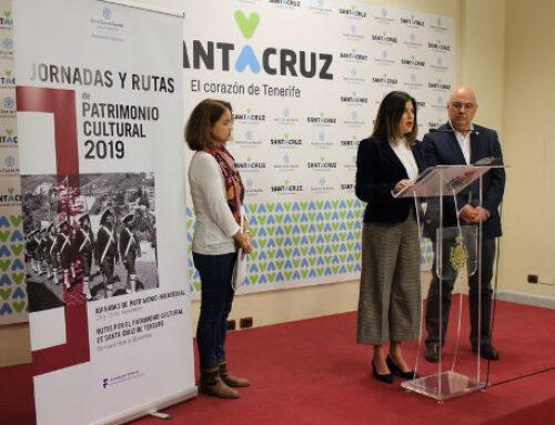 Santa Cruz organiza una serie de rutas con motivo del Día Internacional del Patrimonio