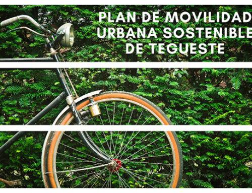 Tegueste promueve una encuesta ciudadana para elaborar el Plan de Movilidad Urbana Sostenible
