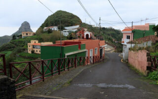 Santa Cruz rehabilita el colegio Manuel Borguño en Taborno