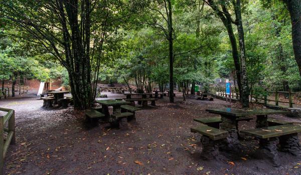 Aviso de cierre por obras del Área Recreativa de La Quebrada