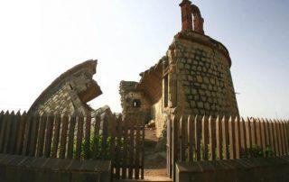 Santa Cruz convoca un concurso de ideas para el castillo de San Andrés