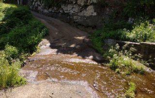 El Cabildo encauzará las aguas del barranco de La Porquera