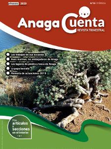 Anaga Cuenta Época 3 Volumen 10 Primavera 2020