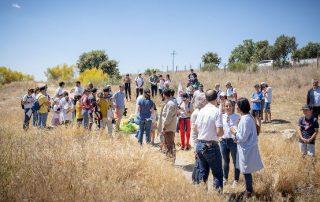 LIBERA renueva su llamamiento contra el abandono de basuraleza en las cunetas
