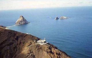 Vivencias de los torreros del Faro de Anaga