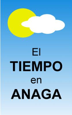 ¿Qué tiempo hace en Anaga?