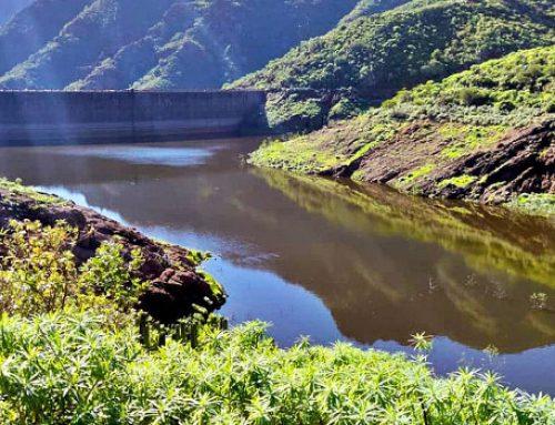 El agua en Santa Cruz: los embalses