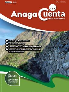 Anaga Cuenta Época 3 Volumen 11 Primavera 2021