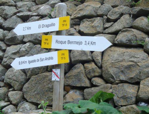El Cabildo recuerda las precauciones al salir de ruta por los espacios naturales