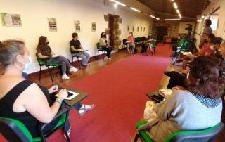 Tegueste comienza su andadura en el proyecto 'Comunidades Circulares de compostaje comunitario'