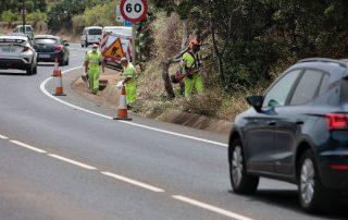 Afur celebra la contratación de una segunda cuadrilla para el mantenimiento de las carreteras de Anaga
