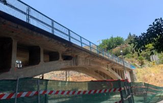 Santa Cruz garantiza el paso de vehículos de emergencia y transporte público al macizo de Anaga