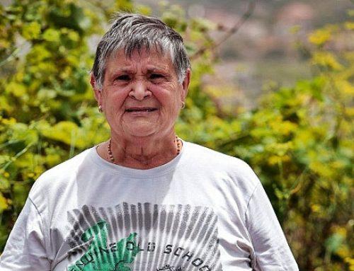 Goya Alonso, la alcaldesa de Anaga