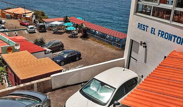 El Cabildo autoriza a Santa Cruz a instalar 300 metros de barrera en Almáciga